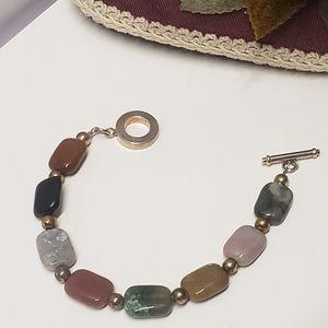 Jewelry - Unique Multi Stone Bracelet